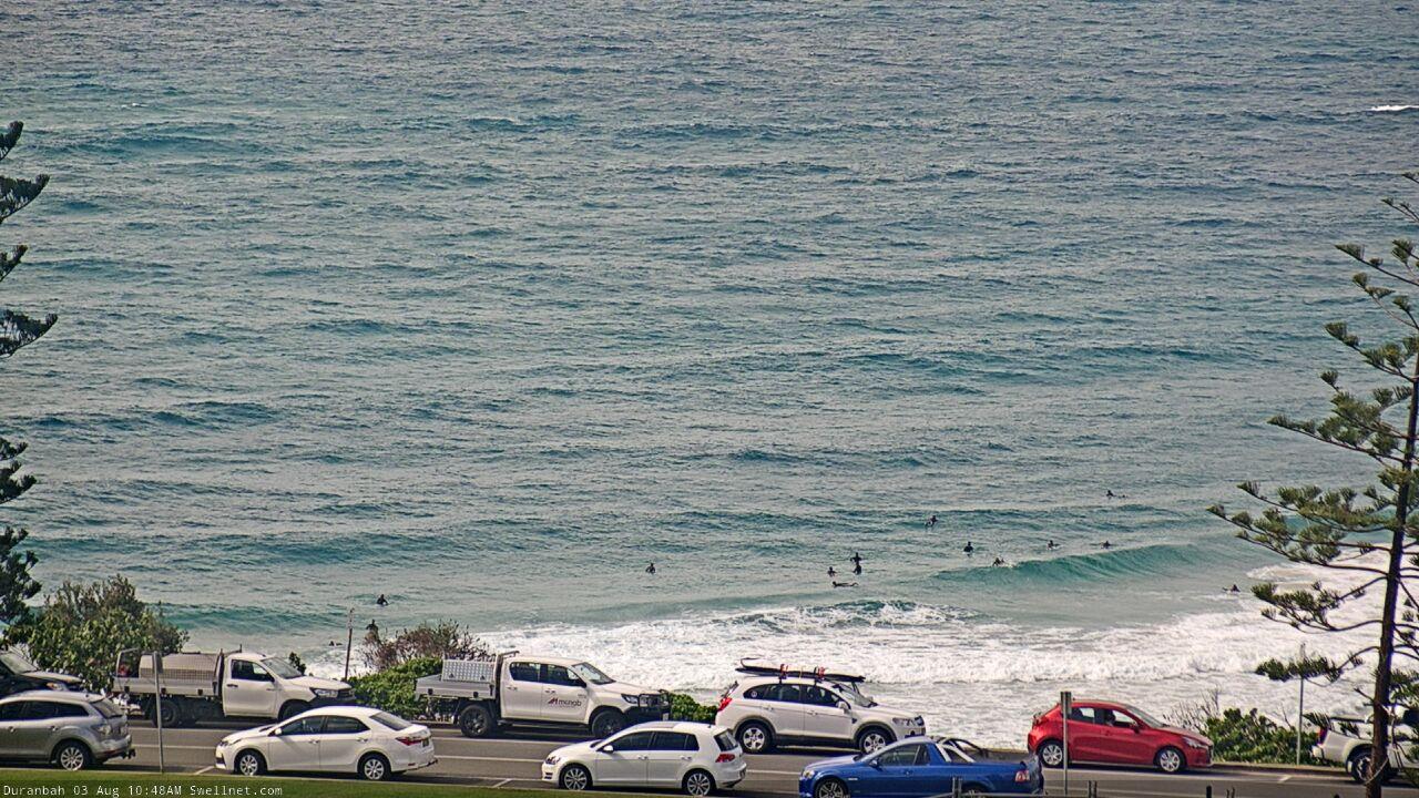 Dettagli webcam Duranbah Beach