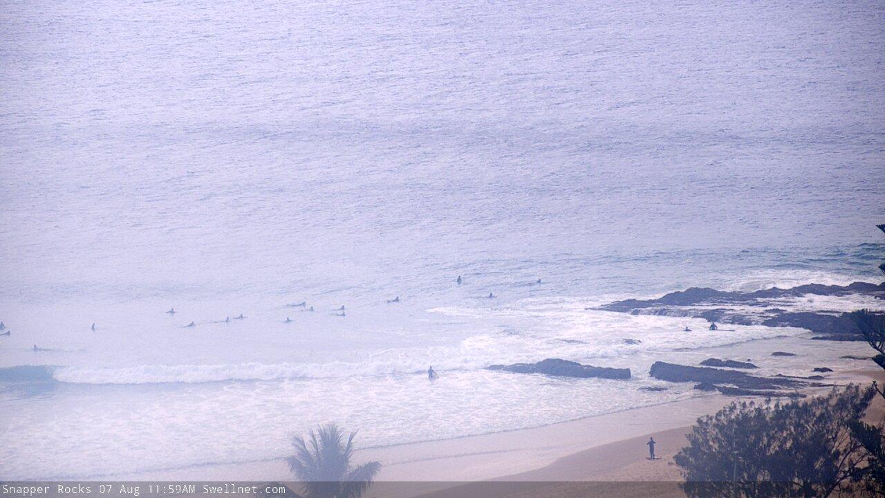 Duranbah Beach Mi. 12:17