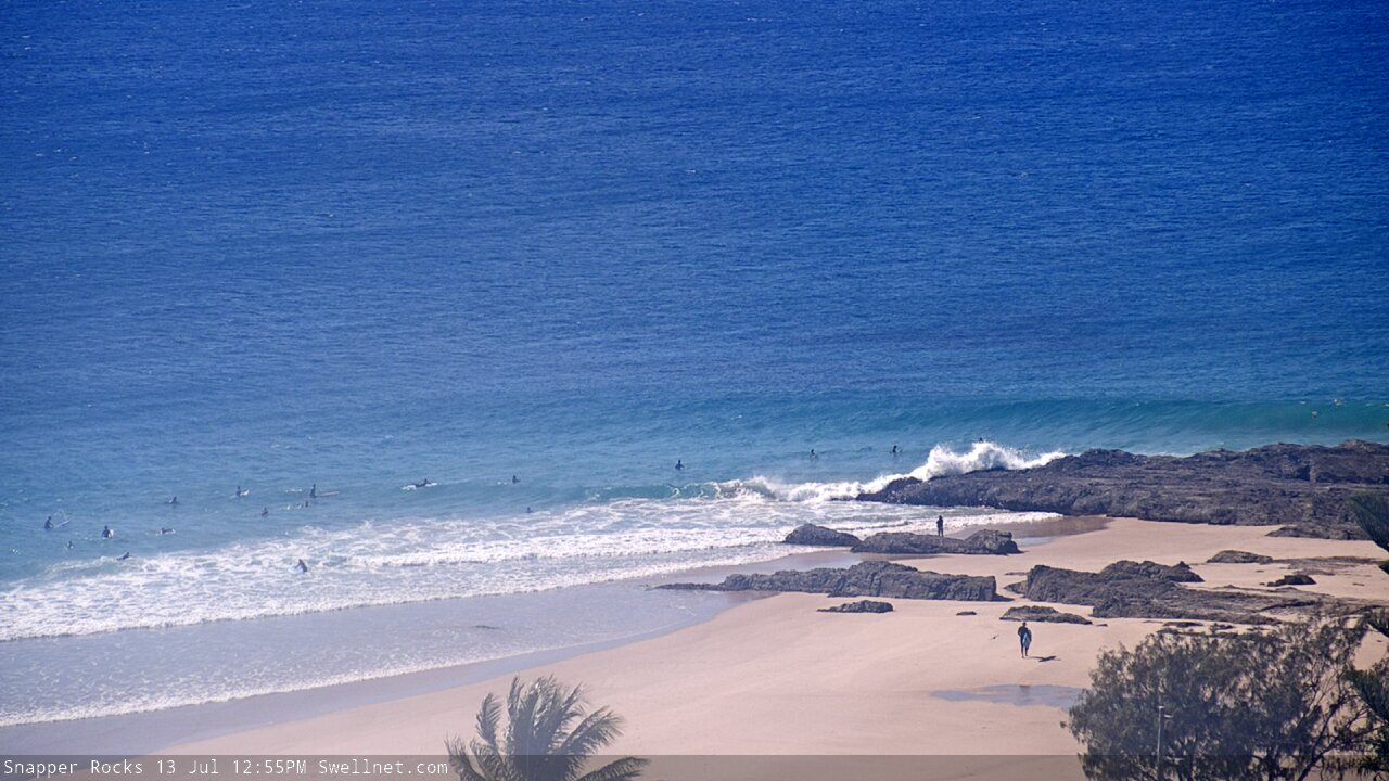 Duranbah Beach Mi. 13:17