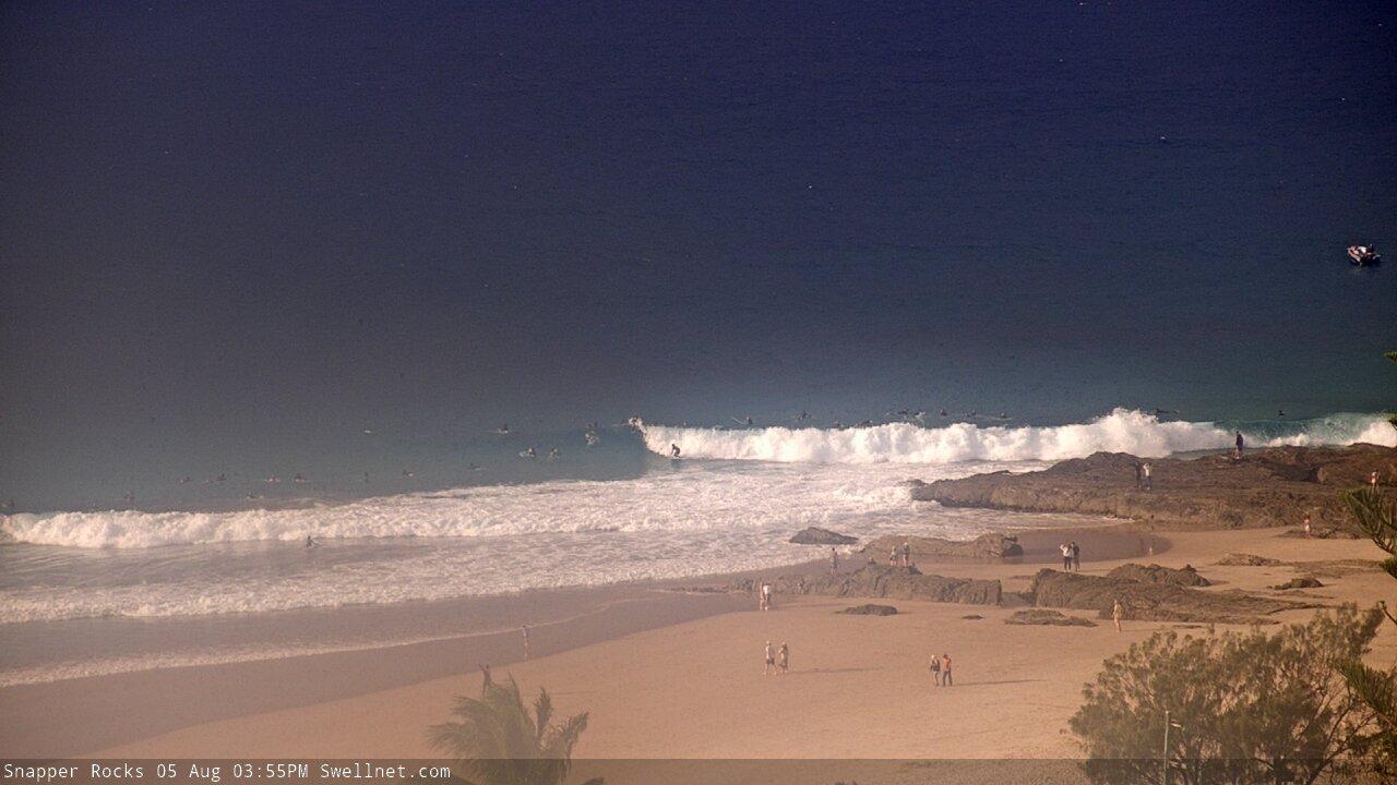Duranbah Beach Mi. 16:17