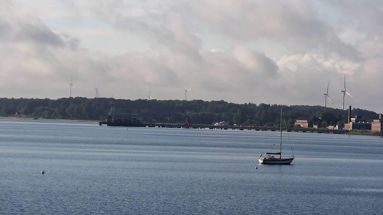 Webcam Eckernförde Hafen