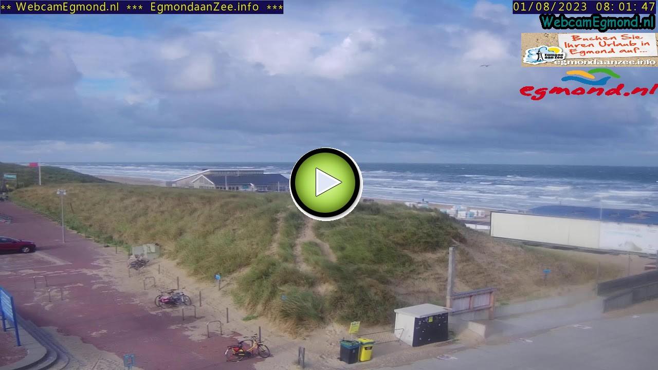 Egmond aan Zee Mon. 08:29