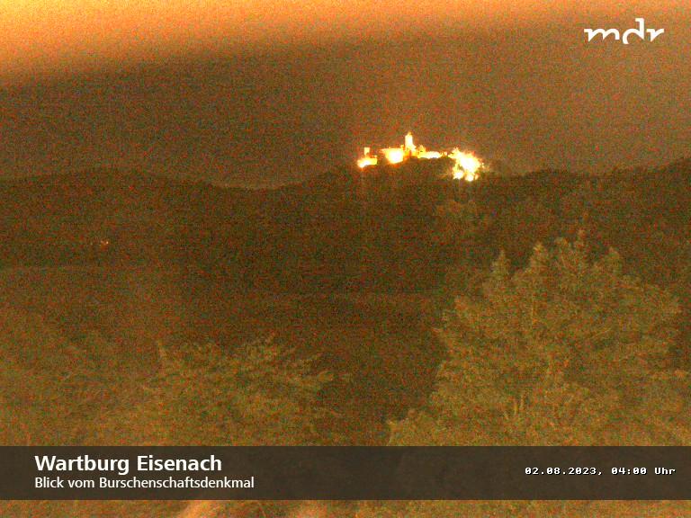 Eisenach Fr. 04:00