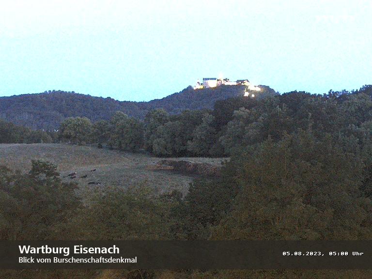 Eisenach Fr. 05:00