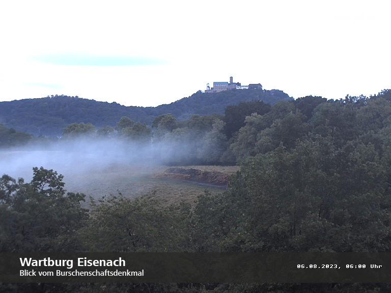 Eisenach Fr. 06:00