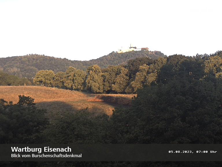 Eisenach Fr. 07:00