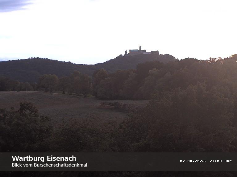 Eisenach Do. 21:00