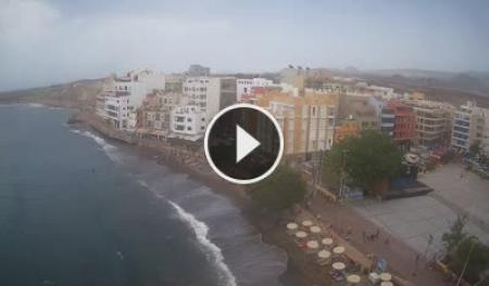 Webcam el medano tenerife spiaggia di el m dano - Arona web camera ...