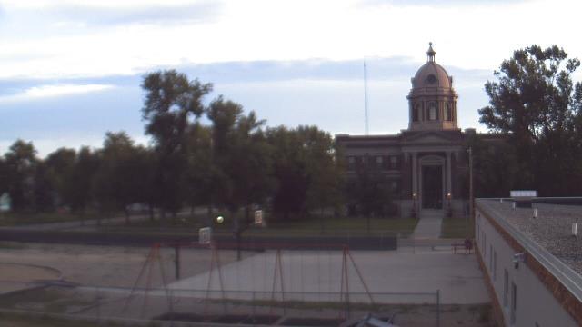 Webcam Ellendale, North Dakota: Ellendale High School