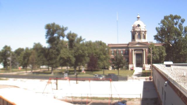 Live Webcam Ellendale, North Dakota: Ellendale High School
