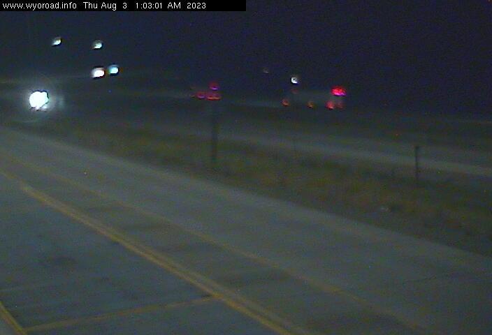 Webcam Evanston, Wyoming: Evanston West POE - Traffic and