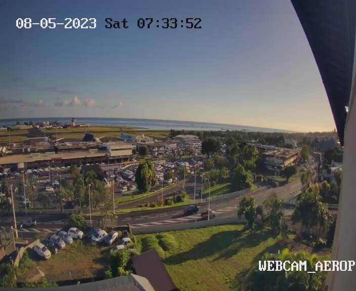 Fa'a'a (Tahiti) Tue. 07:36