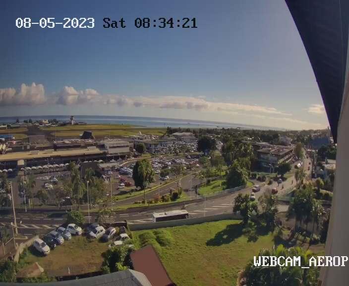 Fa'a'a (Tahiti) Tue. 08:36