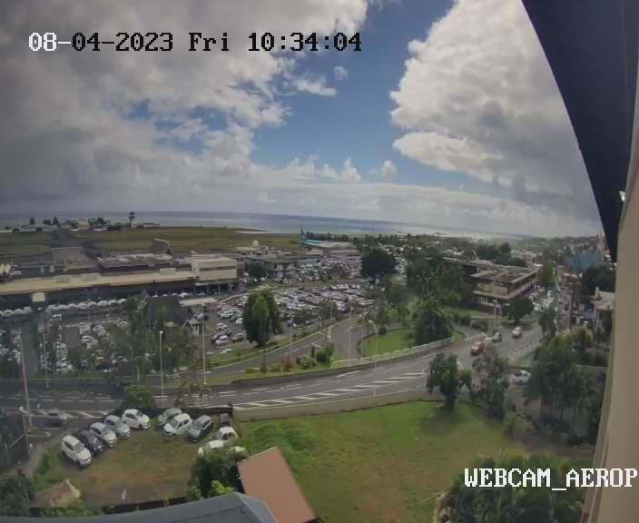 Fa'a'a (Tahiti) Mon. 10:36