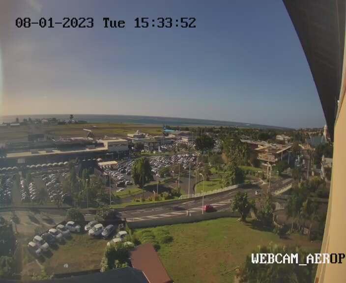Fa'a'a (Tahiti) Mon. 15:36