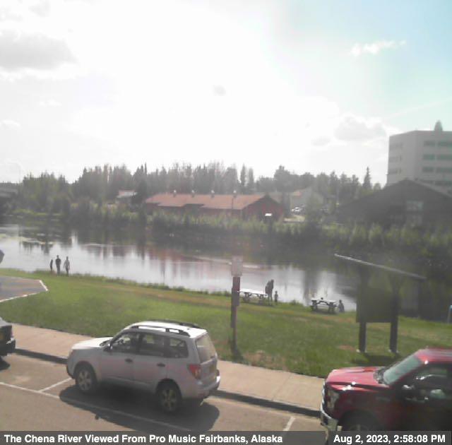 Local time in fairbanks alaska