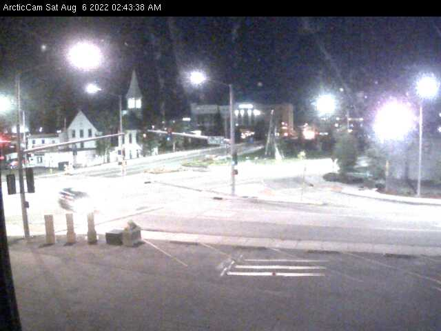 Fairbanks, Alaska Wed. 02:45