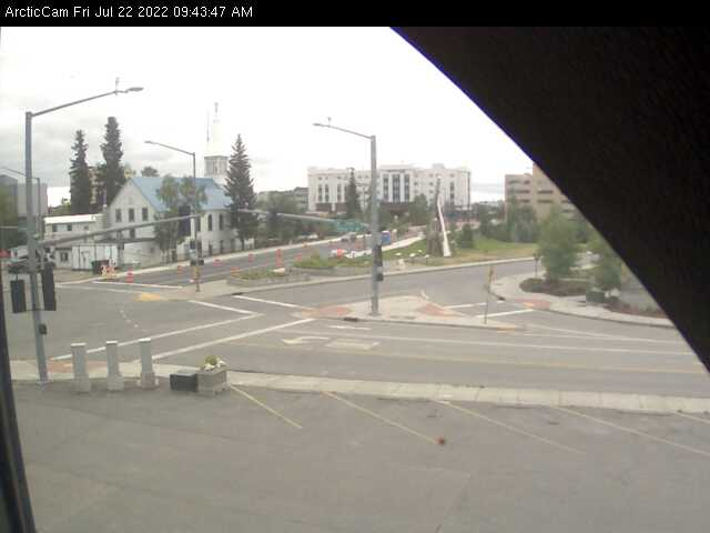 Fairbanks, Alaska Wed. 09:45