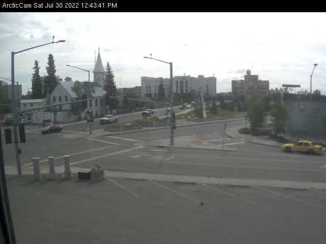 Fairbanks, Alaska Wed. 12:45