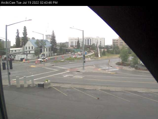 Fairbanks, Alaska Wed. 14:45