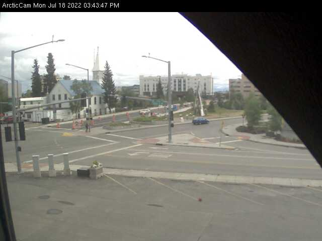 Fairbanks, Alaska Wed. 15:45