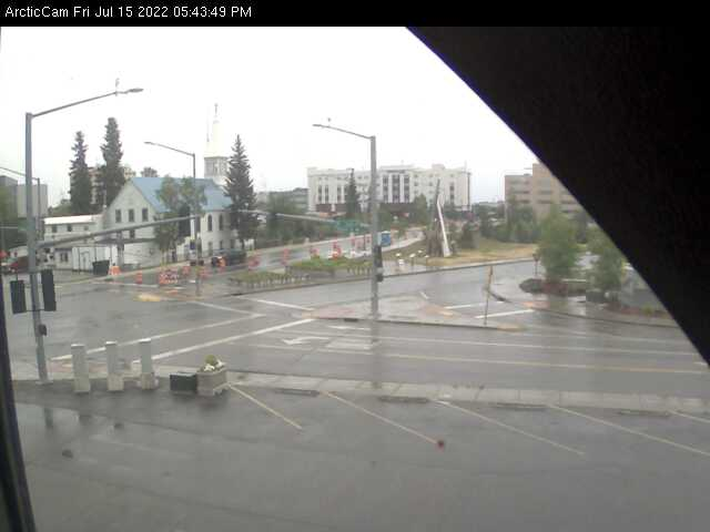 Fairbanks, Alaska Wed. 17:45