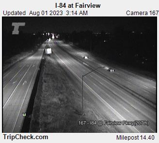 Fairview, Oregon Thu. 03:18