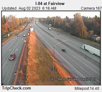 Fairview, Oregon Thu. 06:18