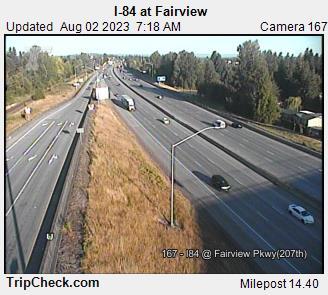 Fairview, Oregon Thu. 07:18