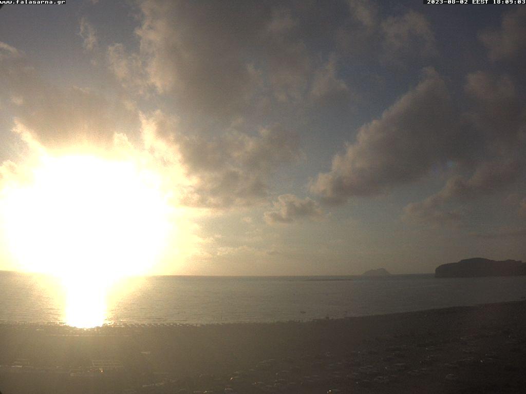 Falasarna (Crete) Sun. 20:00