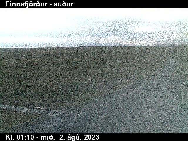Finnafjörður Mon. 01:15