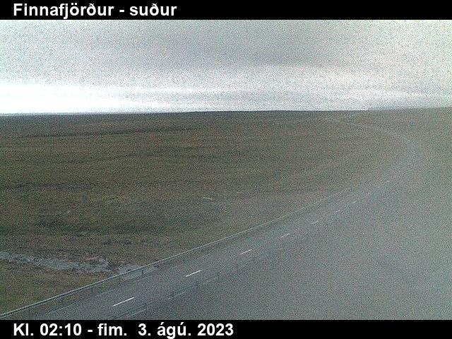 Finnafjörður Mon. 02:15