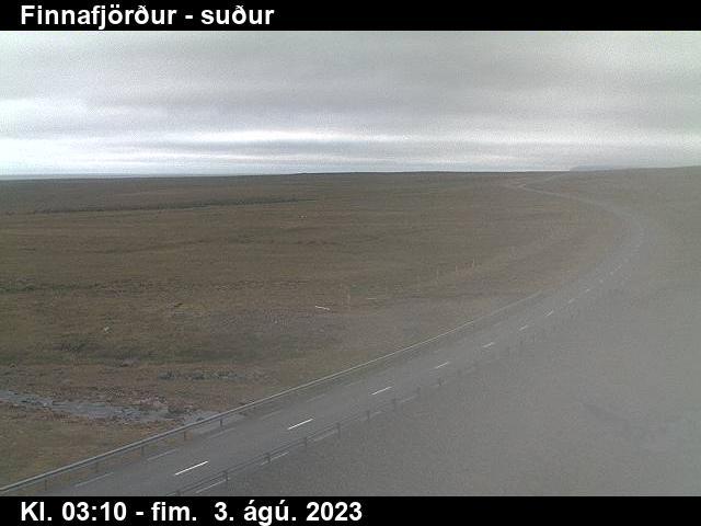 Finnafjörður Mon. 03:15