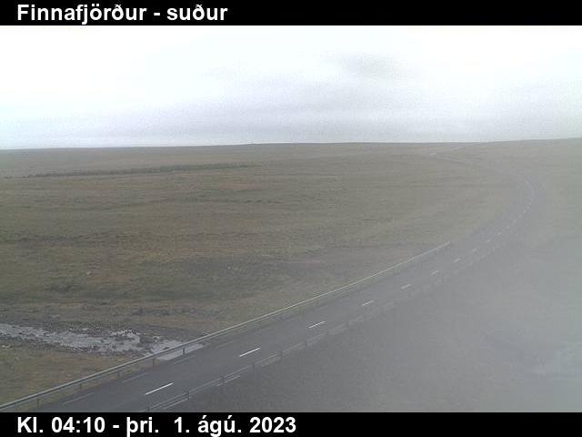 Finnafjörður Mon. 04:15