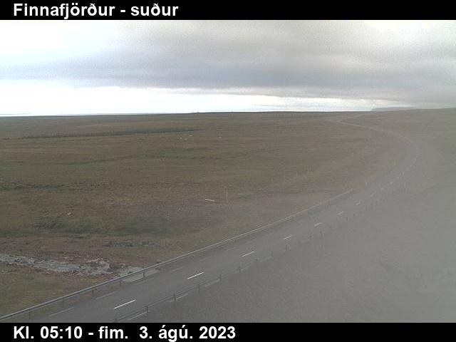 Finnafjörður Mon. 05:15