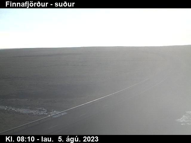 Finnafjörður Mon. 08:15