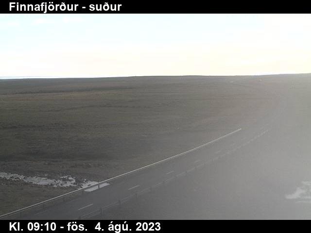 Finnafjörður Mon. 09:15
