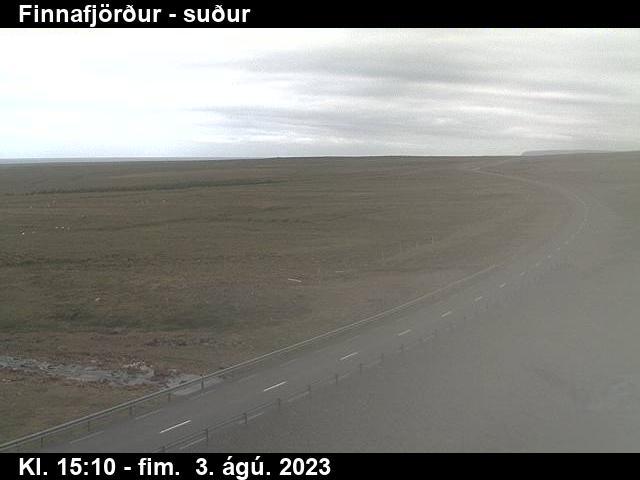 Finnafjörður Mon. 15:15