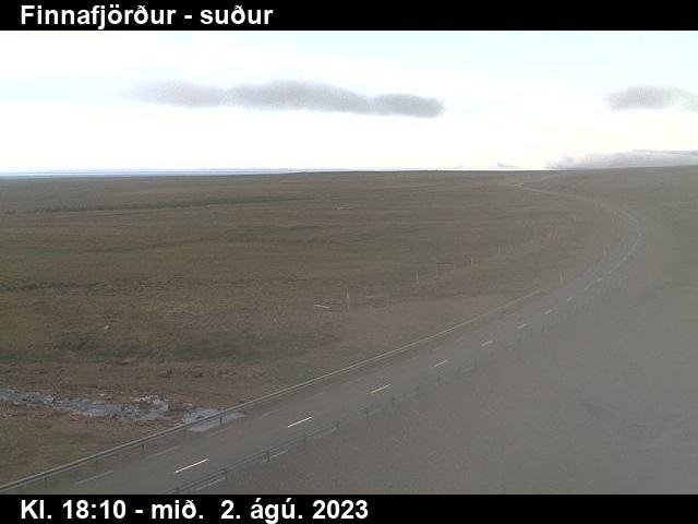 Finnafjörður Mon. 18:15