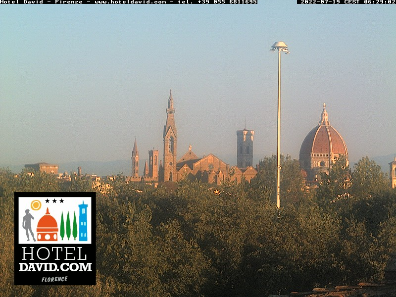 Firenze Gio. 07:06