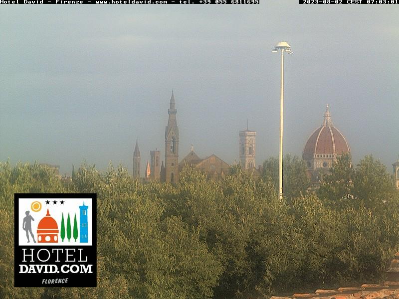 Firenze Gio. 08:06