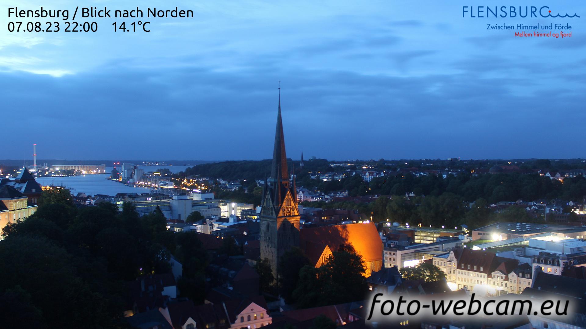 Web Cam Flensburg