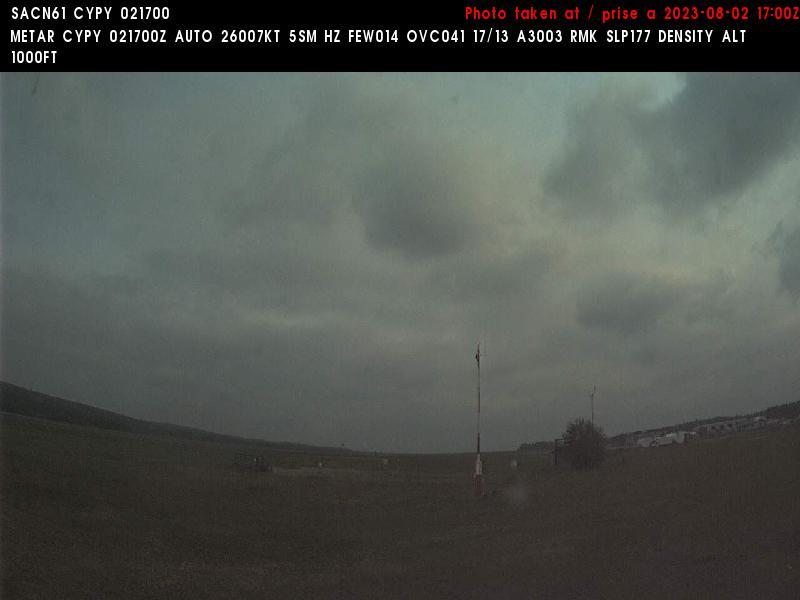 Fort Chipewyan Sun. 11:14
