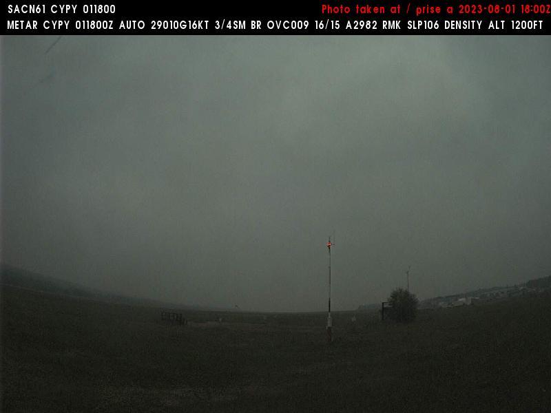 Fort Chipewyan Sun. 12:14