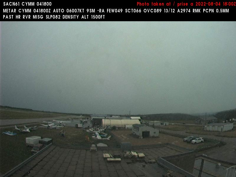 Fort McMurray Tue. 12:14