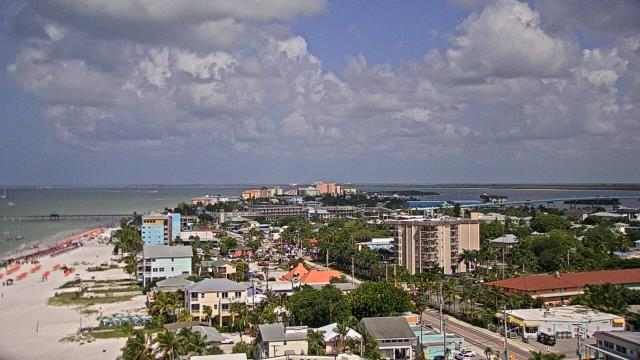 Fort Myers Beach Florida Webcam Galore