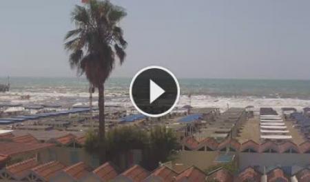 Webcam forte dei marmi spiaggia di forte dei marmi - Bagno america forte dei marmi ...