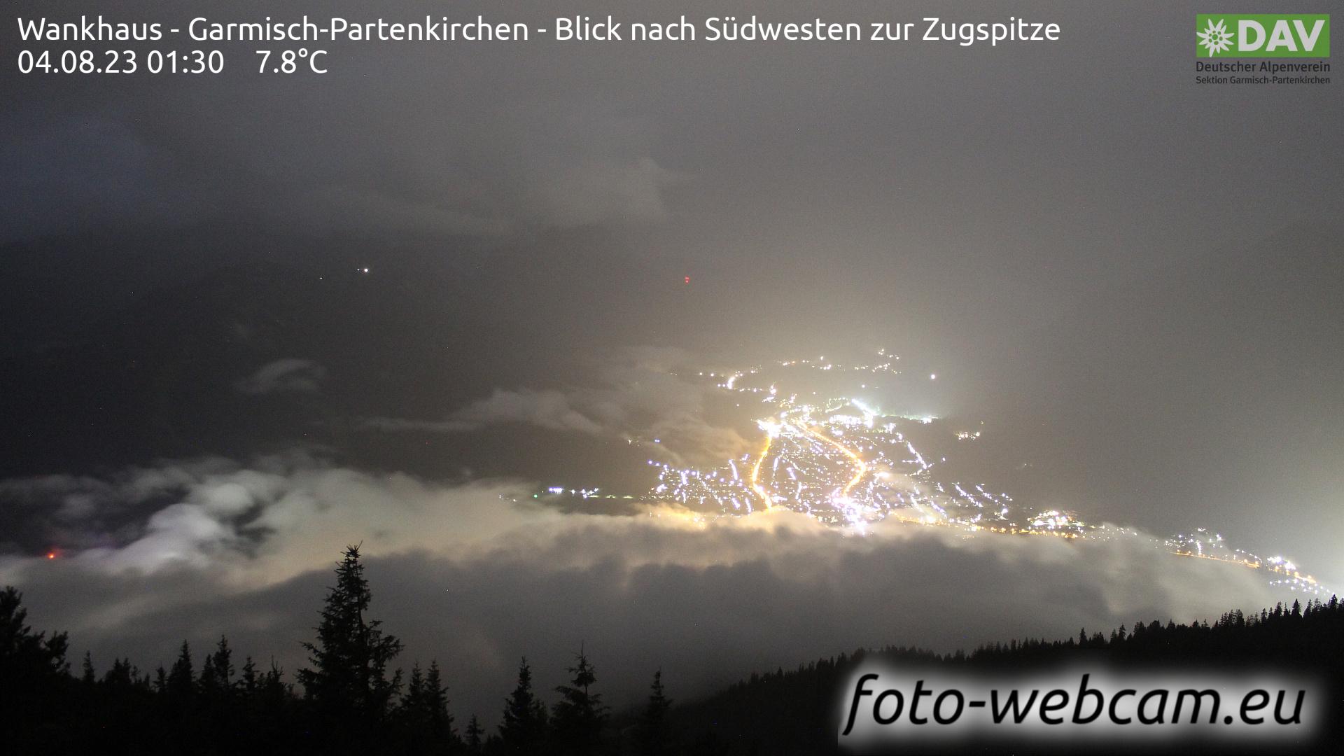 Garmisch-Partenkirchen Tue. 01:52