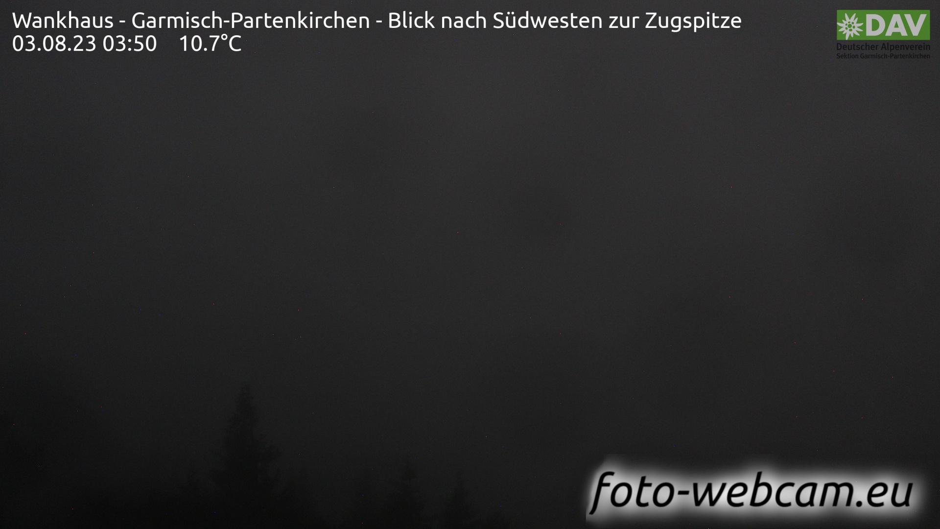 Garmisch-Partenkirchen Mon. 03:52