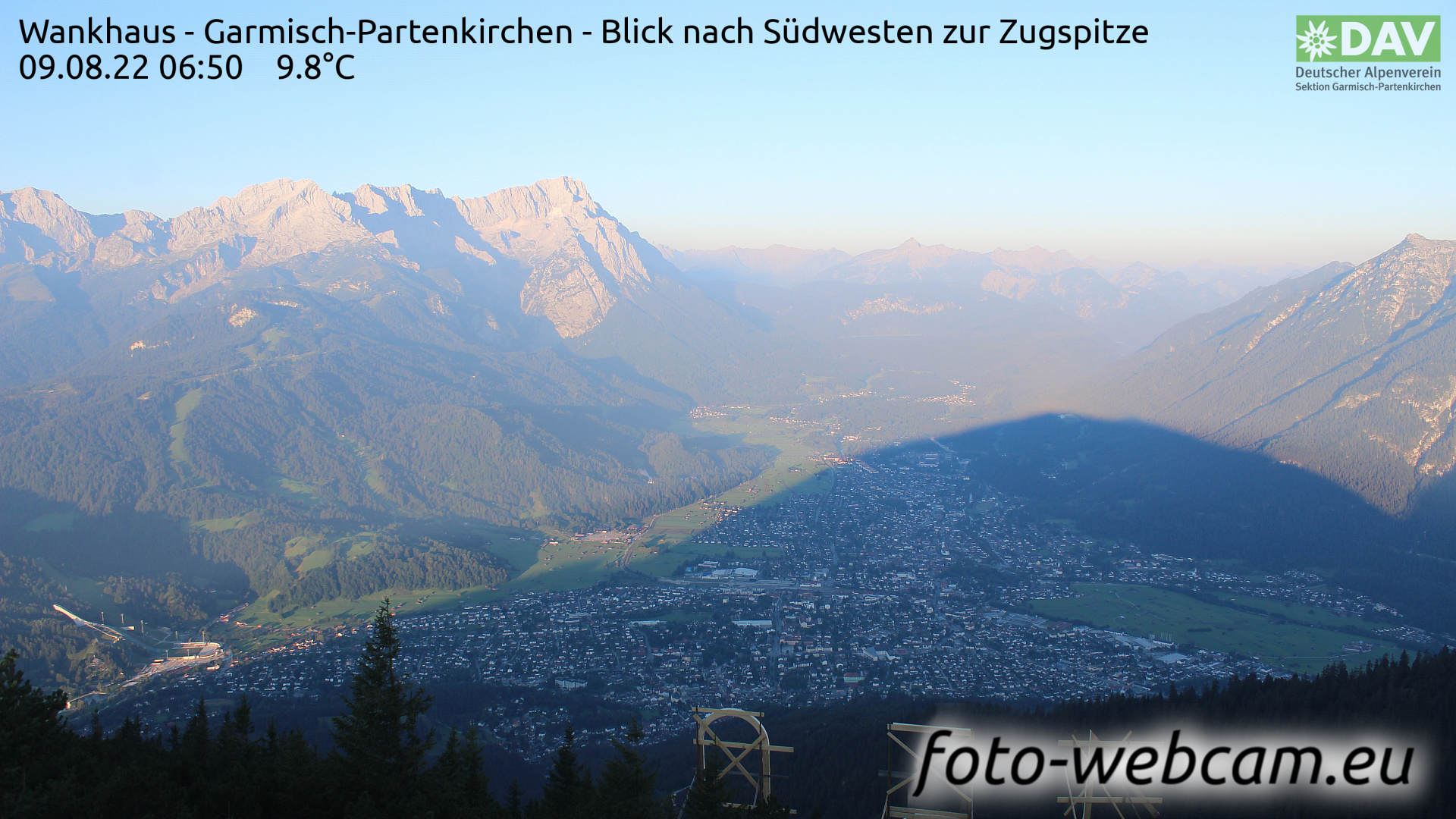 Garmisch Webcam